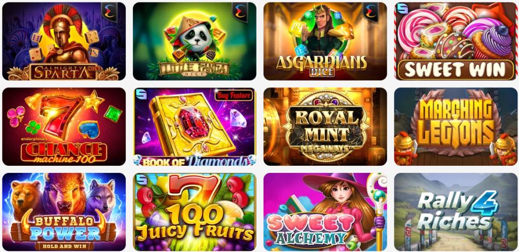 Новинки от онлайн казино Джокер